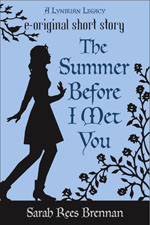 The Summer Before I Met You