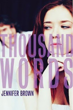 Thousand Words av Jennifer Brown