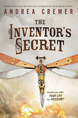 The Inventor's Secret (The Inventor's Secret #1) av Andrea Cremer