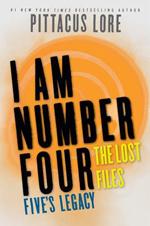 Five's Legacy (Lorien Legacies- The Lost Files #7) av Pittacus Lore