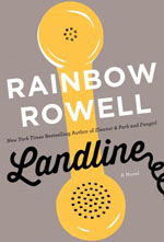 Landline av Rainbow Rowell