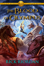 The Blood of Olympus (The Heroes of Olympus #5) av Rick Riordan