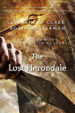The Lost Herondale (Tales from Shadowhunter Academy #2) av Cassandra Clare & Robin Wasserman