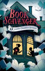 Book Scavenger av Jennifer Chambliss Bertman